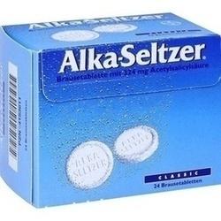 Abbildung von Alka-seltzer Classic  Brausetabletten