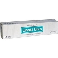 Abbildung von Linola-urea  Creme