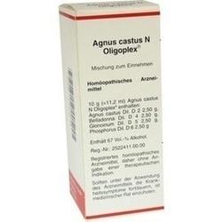 Abbildung von Agnus Castus N Oligoplex  Liquidum