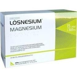 Abbildung von Loesnesium Btl Brausegran  Granulat