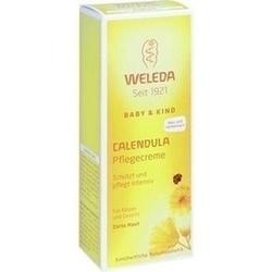 Abbildung von Weleda Calendula-pflegecreme