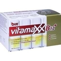 Abbildung von Buer Vitamaxx Trinkfläschchen  Flasche