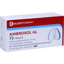 Abbildung von Ambroxol Al 75 Retard  Retardkapseln