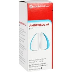 Abbildung von Ambroxol Al Saft  Lösung