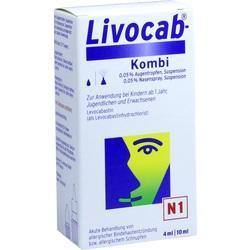Abbildung von Livocab Kombi  Kombipackung