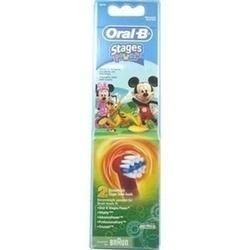 Abbildung von Oral-b Aufsteckbürsten Stages Power 2er  Zahnbürste