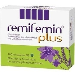 Abbildung von Remifemin Plus  Filmtabletten