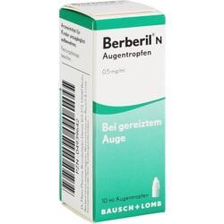 Abbildung von Berberil N Augentropfen