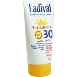 Abbildung von Ladival Kinder Creme Reine Mikropigmenten Lsf 30