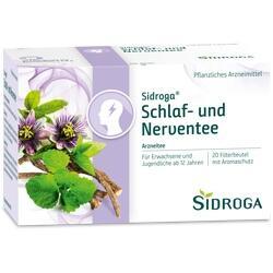 Abbildung von Sidroga Schlaf- Und Nerven-tee  Tee