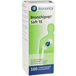 Abbildung von Bronchipret Saft Te