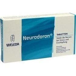 Abbildung von Neurodoron  Tabletten
