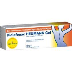 Abbildung von Diclofenac Heumann Gel  Gel