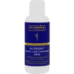 Abbildung von Allergika Dusch- Und Cremebad Mild  Duschgel