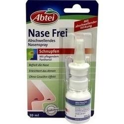 Abbildung von Abtei Nase Frei Abschwellendes Spray  Nasenspray