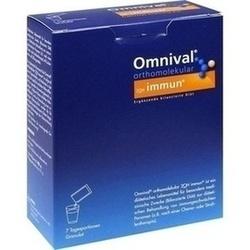 Abbildung von Omnival Orthomolekular 2oh Immun 7 Tp Granulat