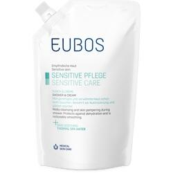 Abbildung von Eubos Sensitive Dusch & Creme Nachfüllbeutel  Emulsion