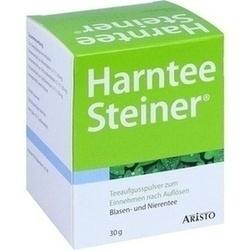 Abbildung von Harntee-steiner  Granulat