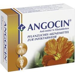 Abbildung von Angocin Anti-infekt N  Filmtabletten