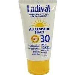 Abbildung von Ladival Allergische Haut Gesicht Lsf30  Gel