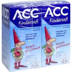 Abbildung von Acc Kindersaft  Lse
