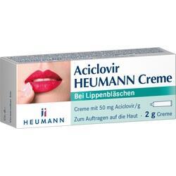 Abbildung von Aciclovir Heumann Creme