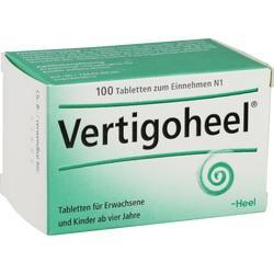 Abbildung von Vertigoheel  Tabletten