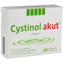 Abbildung von Cystinol Akut Dragees  Tabletten