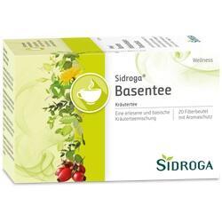 Abbildung von Sidroga Wellness Basentee  Tee
