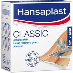 Abbildung von Hansaplast Classic 5mx4cm  Pflaster