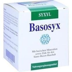 Abbildung von Basosyx Syxyl  Kautabletten