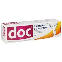 Abbildung von Doc Ibuprofen Schmerzgel  Gel