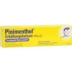 Abbildung von Pinimenthol Erkältungsbalsam Mild  Salbe