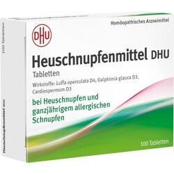 Abbildung von Heuschnupfenmittel Dhu  Tabletten