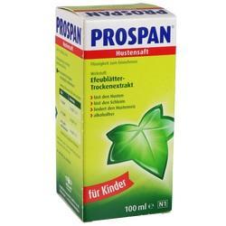 Abbildung von Prospan Hustensaft  Fle