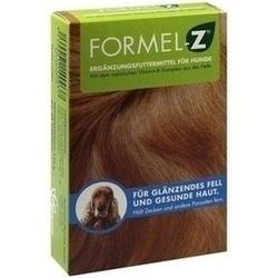 Abbildung von Formel Z Für Hunde  Tabletten