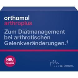 Abbildung von Orthomol Arthroplus Granulat Kapseln