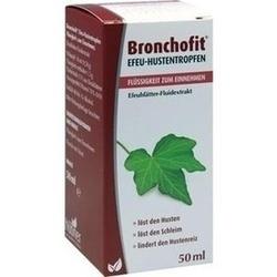 Abbildung von Bronchofit Efeu-Hustentropfen  Fle