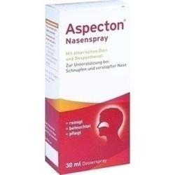 Abbildung von Aspecton Nasenspray