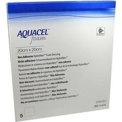 Abbildung von Aquacel Foam Nicht-adhäsiv 20x20cm  Verband