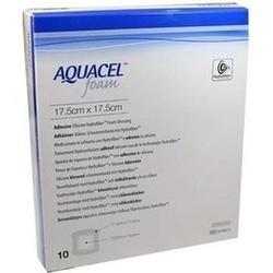 Abbildung von Aquacel Foam Adhäsiv 17.5x17.5cm  Verband