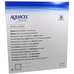 Abbildung von Aquacel Foam Adhäsiv 21x21cm  Verband