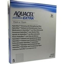 Abbildung von Aquacel Extra 15x15cm  Kompressen