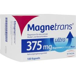Abbildung von Magnetrans 375mg Ultra Kapseln