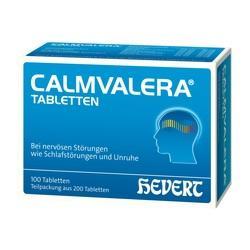 Abbildung von Calmvalera Hevert Tabletten
