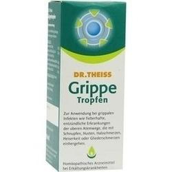 Abbildung von Dr.theiss Grippetropfen