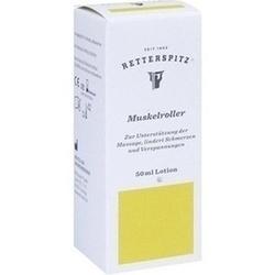 Abbildung von Retterspitz Muskelroller  Lotion