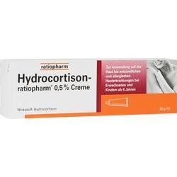 Abbildung von Hydrocortison-ratiopharm 0.5% Creme