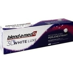Abbildung von Blend-a-med 3d White Luxe Mit Natürl.perlenextrakt  Zahncreme