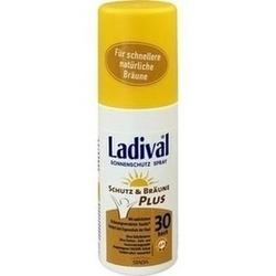 Abbildung von Ladival Schutz&bräune Plus Lsf 30  Spray